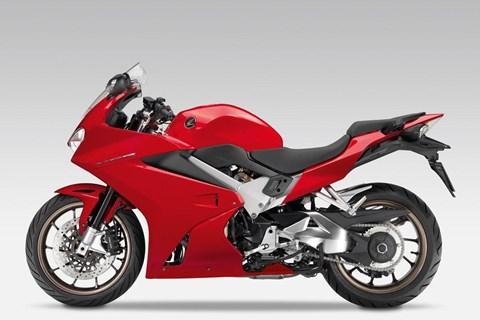 Honda VFR800F neu 2014