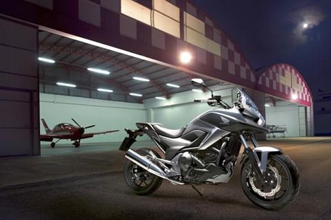 Honda NC750X neu 2014