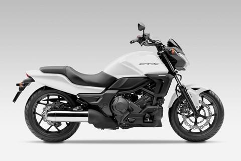 Honda CTX700N neu 2014
