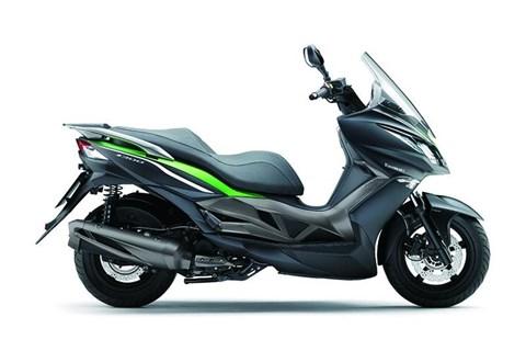 Kawasaki Roller J300