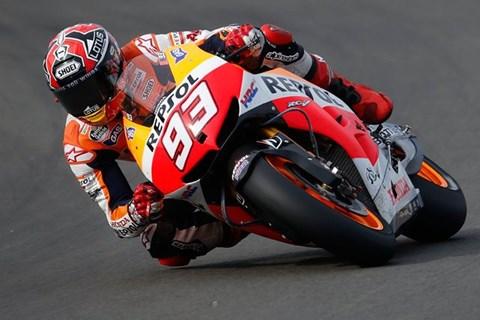 Top: Marquez und Honda