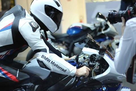 BMW Racing Suit