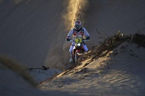 Dakar 2014 Etappe 8