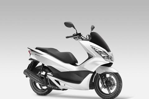 Honda PCX125 2014