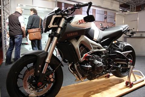 Yamaha MT-09 LSL Umbau