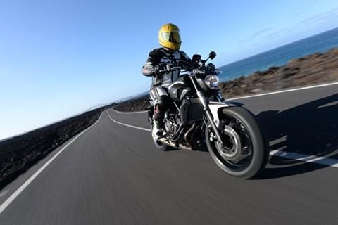 Yamaha MT-07 Testbericht-Testvideo-Actionbilder