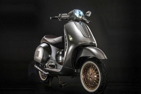 Vespa 300SS Custom