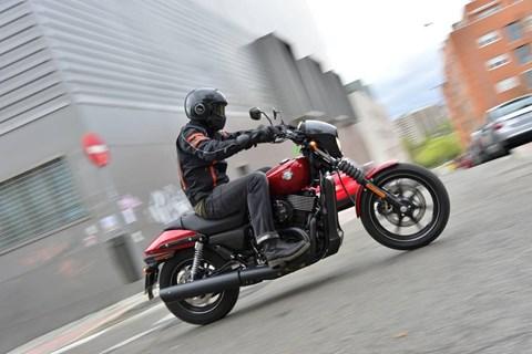 Harley Street 750 Test