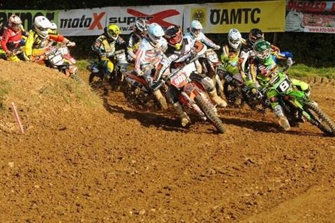 MotocrossÖM 2014 Start