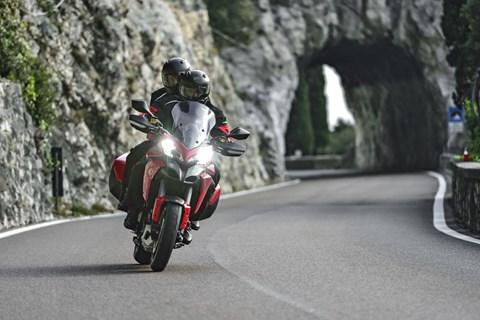 Ducati Multi D-air