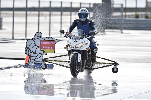 Michelin Pilot Road 4 Test