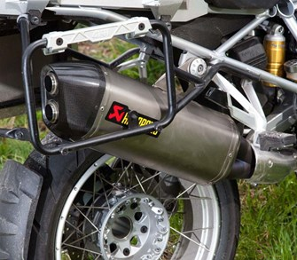 BMW R 1200 GS Tuning
