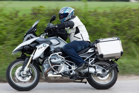 BMW R 1200 GS Tuning 2
