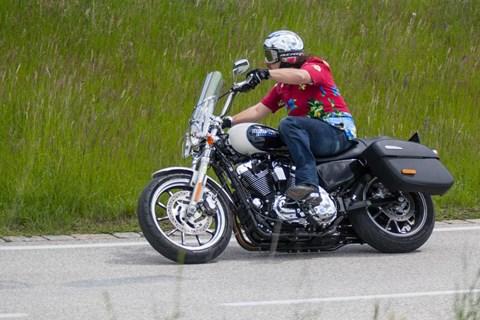 Harley Superlow 1200T