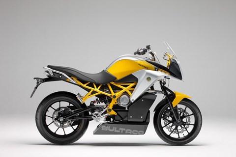 Neue Bultaco Rapitan