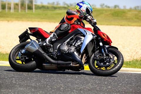 Kawasaki Z1000 Faszination