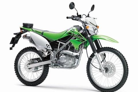 Kawasaki KLX150L 2014