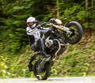 BMW R nineT Roadshow