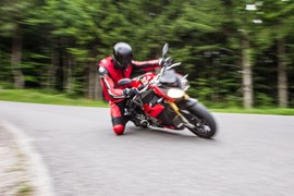 BMW S 1000 R Roadshow-Test
