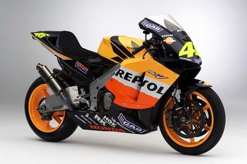MotoGP Honda Test 2003