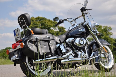 Harley Heritage Soft