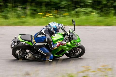 Kawasaki Z1000 SX Test