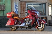 Indian Roadmaster Bild