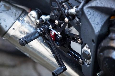 Daytona 675R Tune-Up