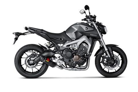 Akrapovic Yamaha MT-09