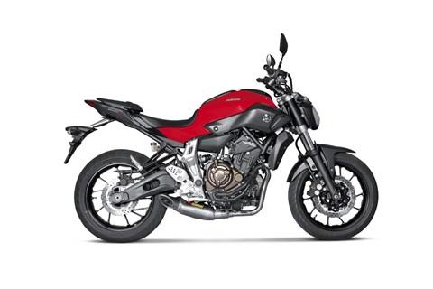 Akrapovic Yamaha MT-07