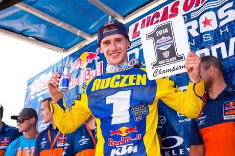 KTM auf Rekordfahrt