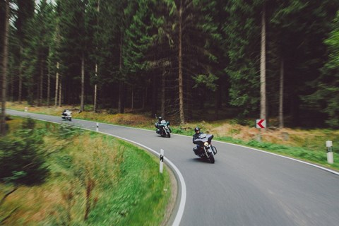 20.000 km Street Glide beendet 'Discover More' Tour am Faaker See