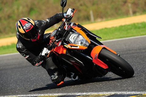 KTM Super Duke 1290 – Quickshifter