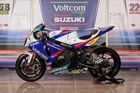 Suzuki WM-Superbikes am Pannoniaring - Rundenrekord!