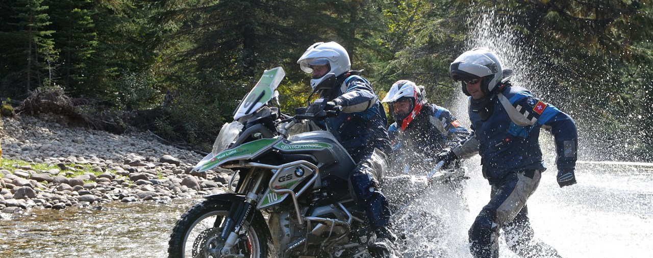 BMW GS Trophy 2014 Bilder