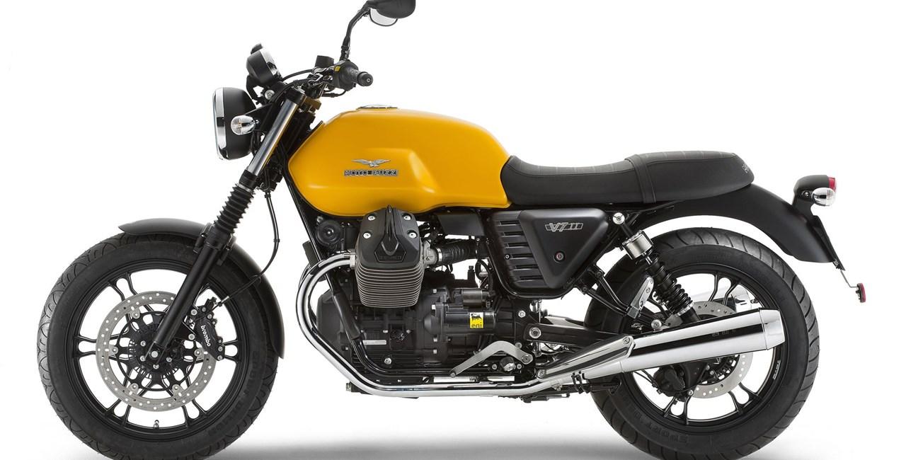 Moto Guzzi V7 II Due
