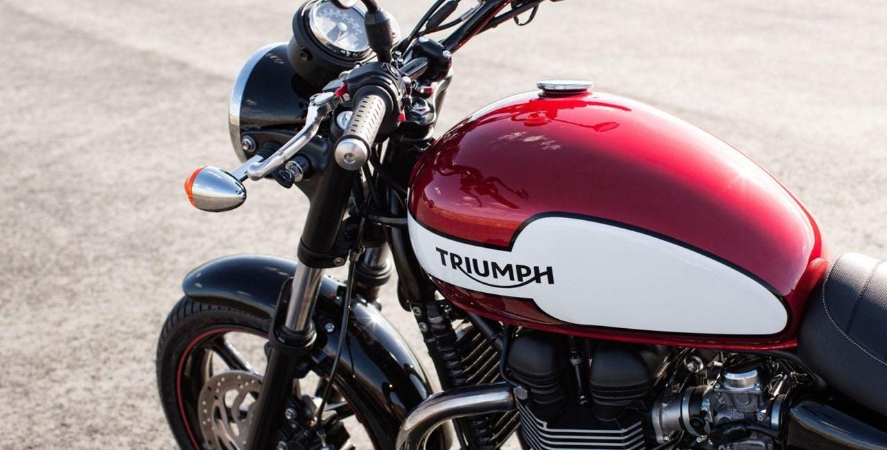 Triumph Bonneville Newchurch Special Edition 2015