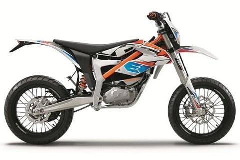 E-Supermoto: KTM Freeride E-SM