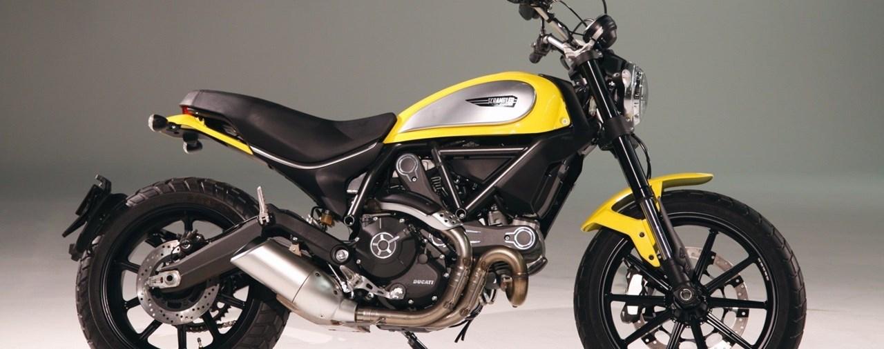 Tagebuch: 4 x Ducati Scrambler