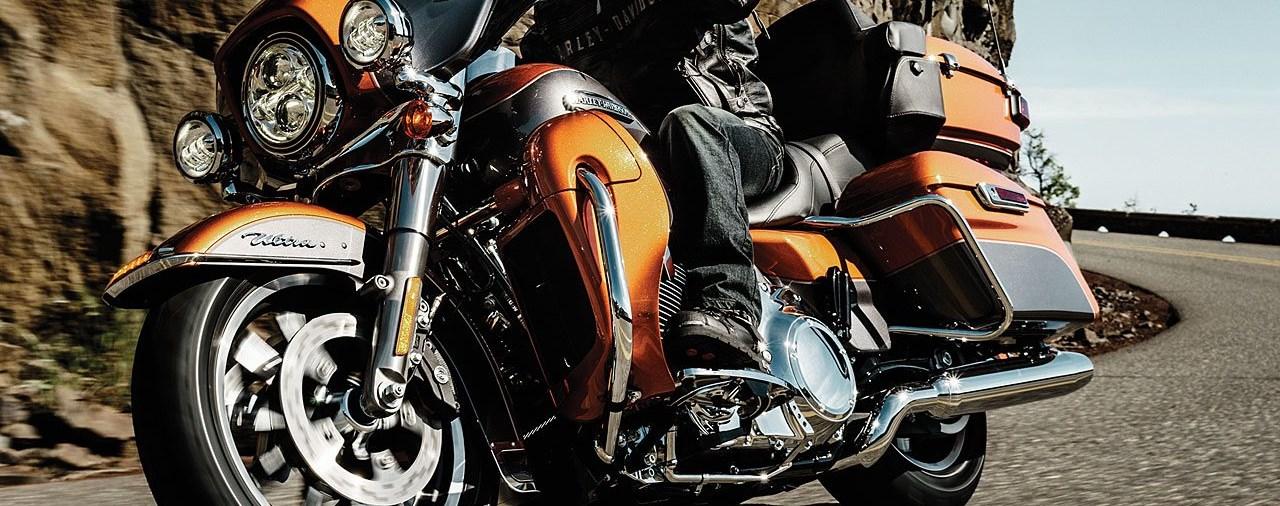 Harley Davidson Ultra Limited Width