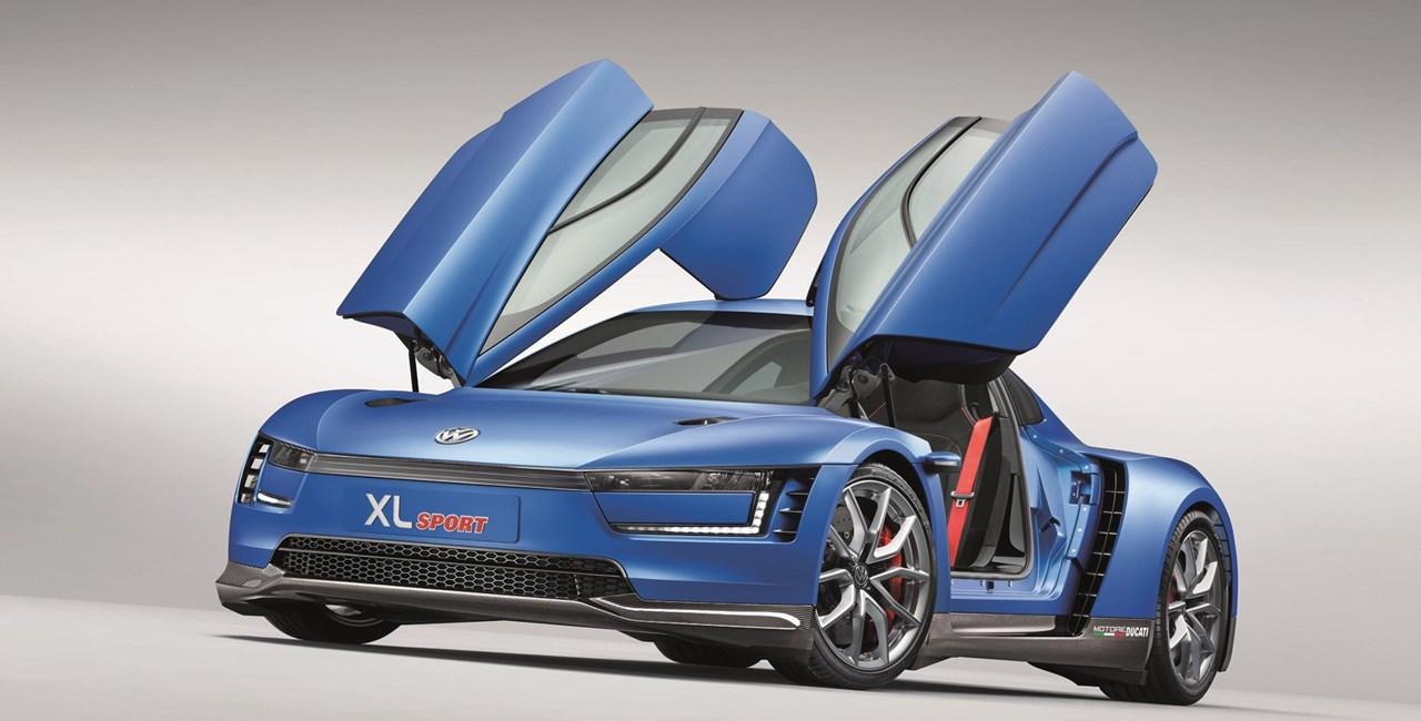 Ducati-Motor im VW XL Sport