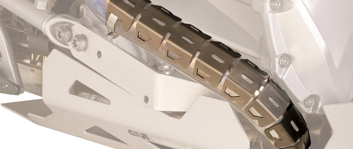 Universal Enduro-Krümmerschutz von Givi