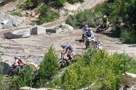Enduro Masters-Finale in Schrems am Staatsfeiertag