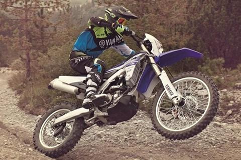 Neue Yamaha WR250F 2015