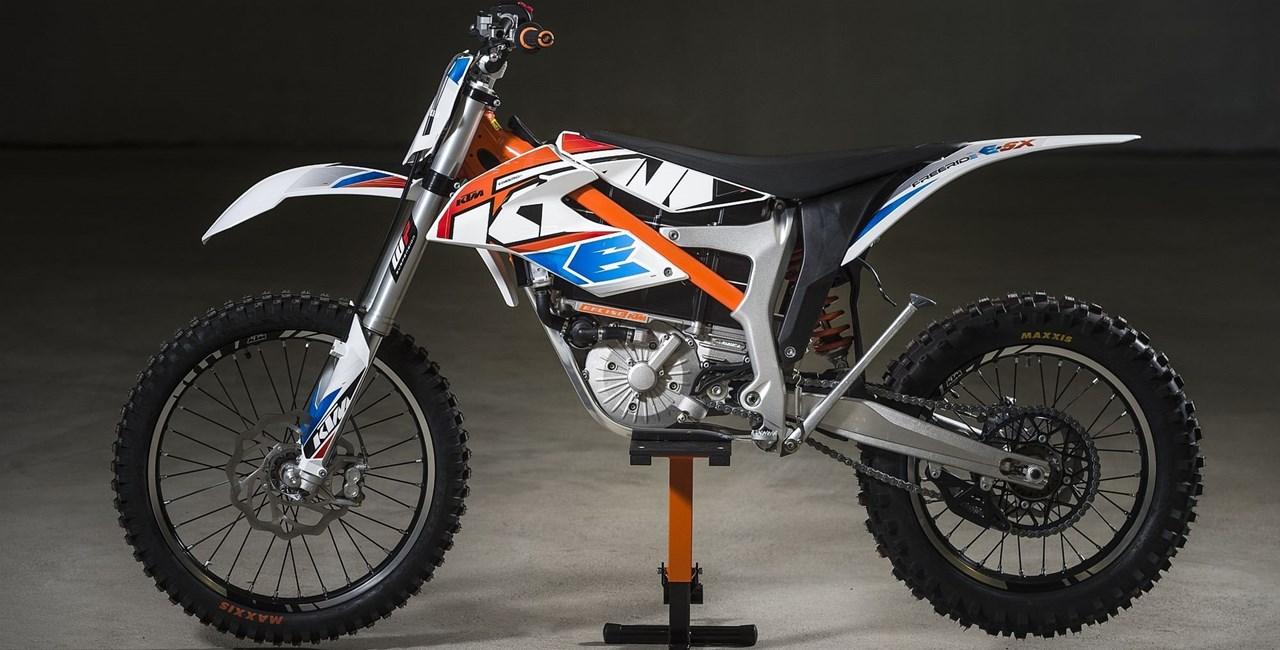 KTM Freeride E Verkaufsstart