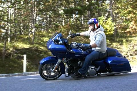 Harley-Davidson Road Glide Special Test 2014