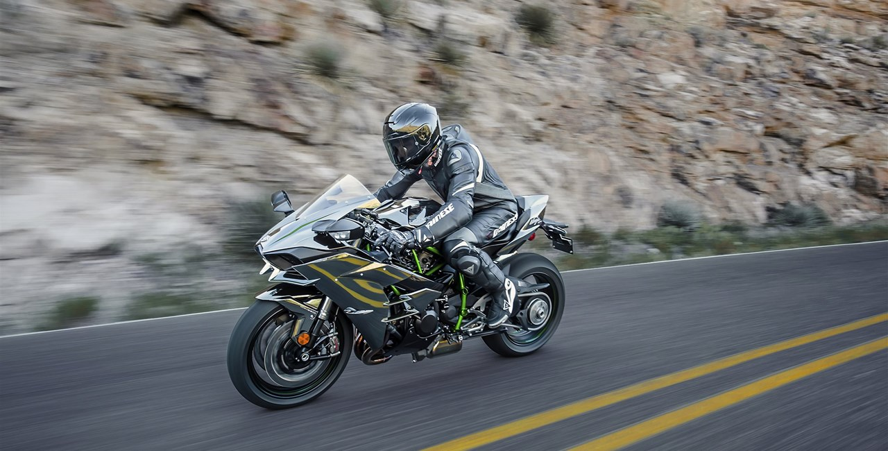 Kawasaki Ninja H2 2015 Details