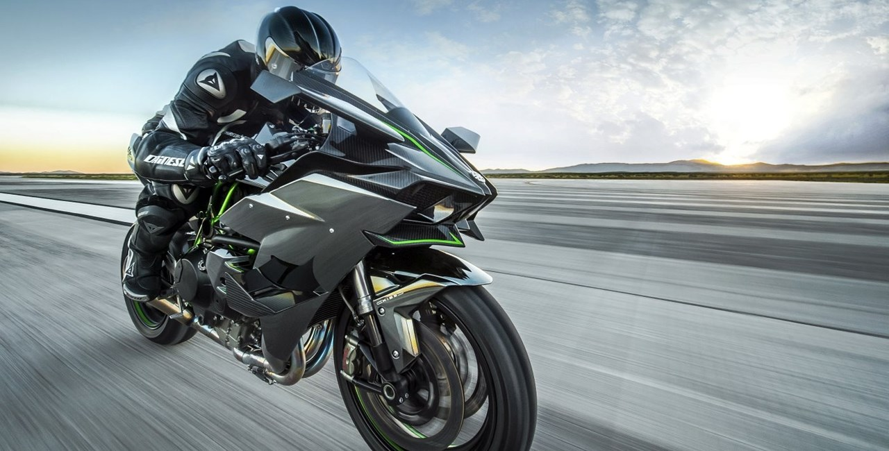 Kawasaki Ninja H2R Details