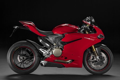 Ducati 1299 Panigale/S 2015
