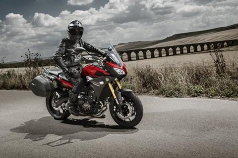 Yamaha MT-09 Tracer 2015